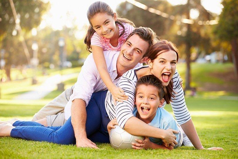 Счастливые родители - счастливый ребёнок