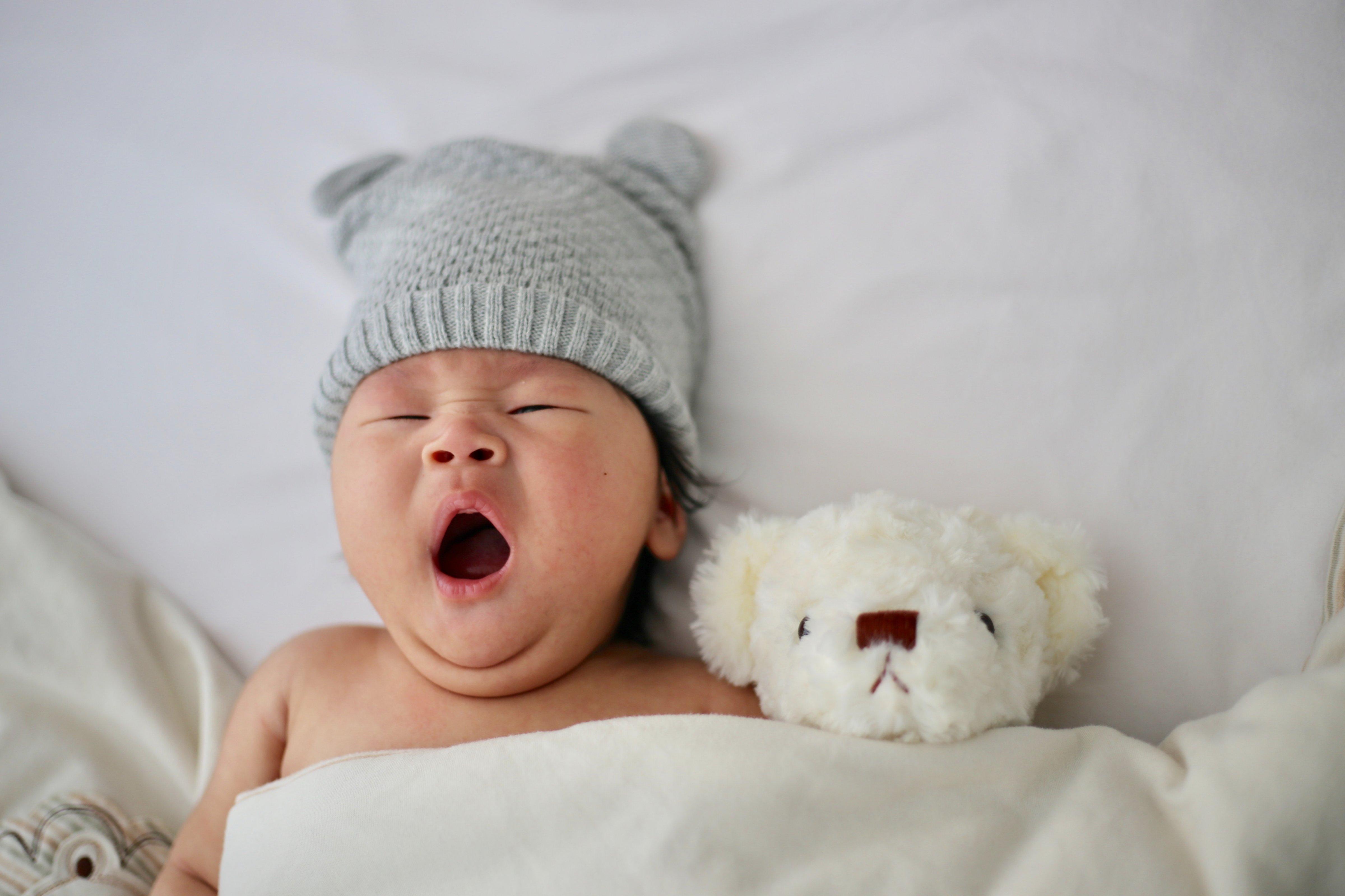 Колики у малыша
